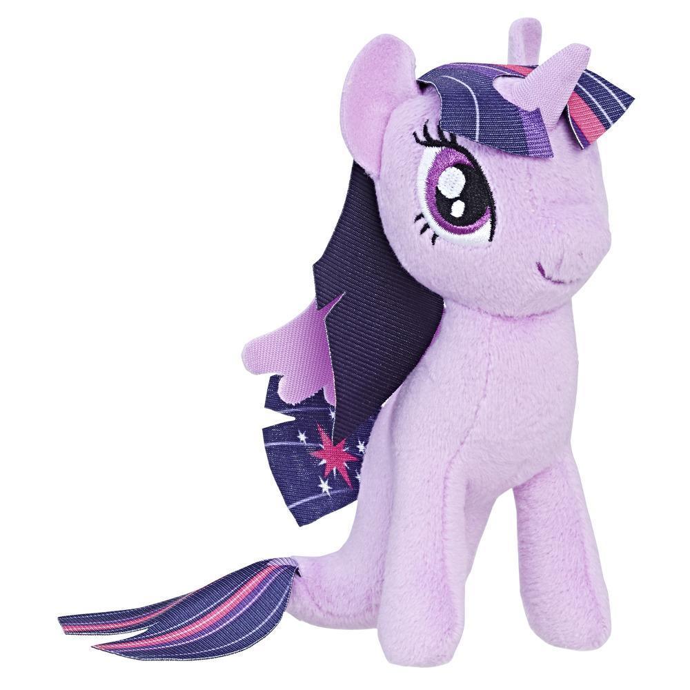 My Little Pony the Movie - Petite peluche du poney-sirène Princesse Twilight Sparkle