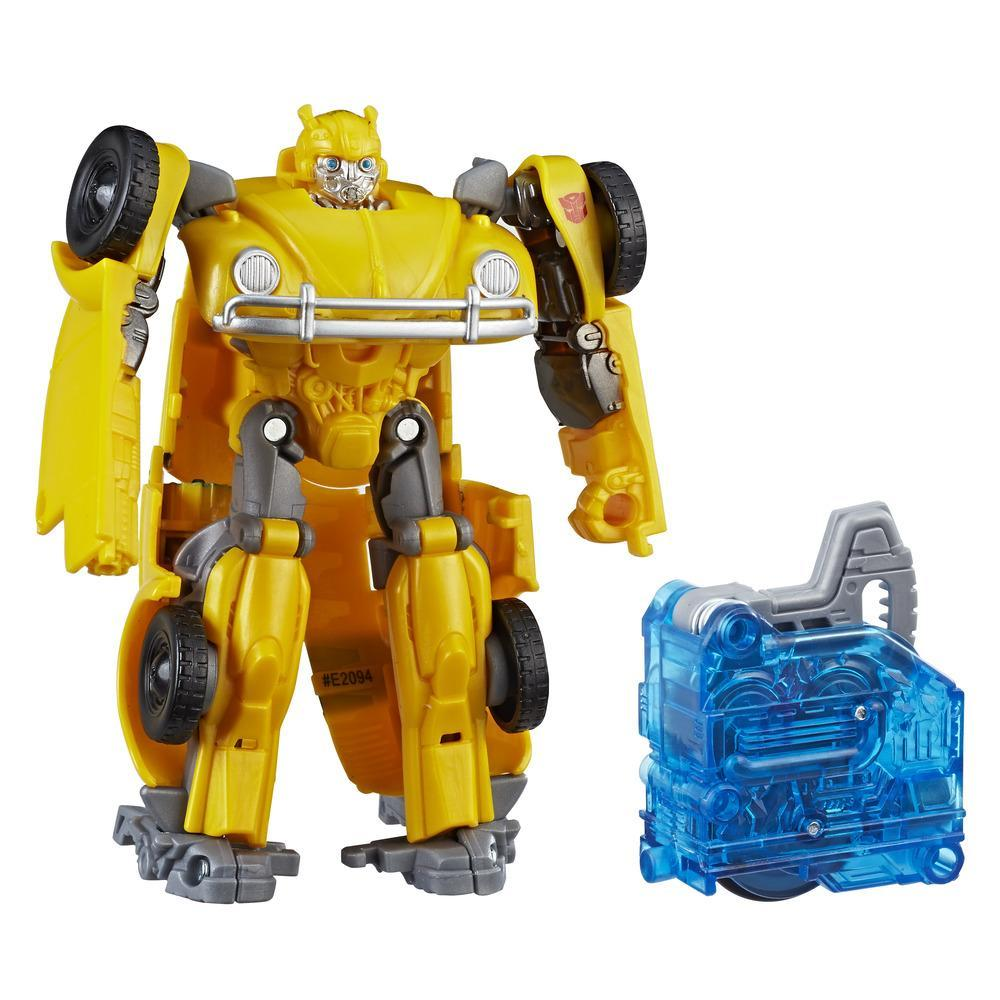Transformers: Bumblebee Energon Igniters Série Puissance Plus- Figurine Bumblebee