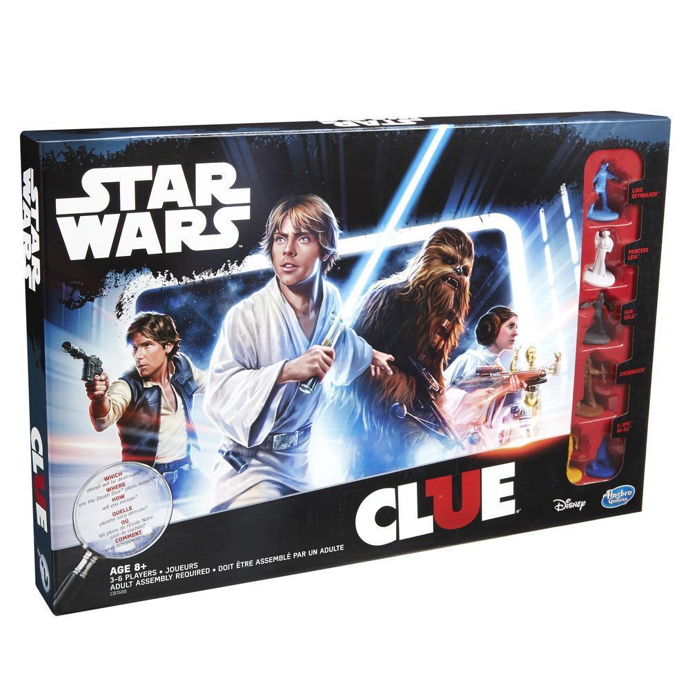 Jeu Clue : édition Star Wars