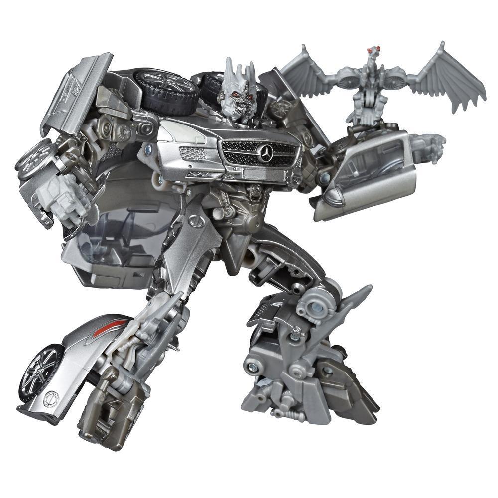 Jouets Transformers Studio Series 51, figurine Soundwave Deluxe de Transformers : La face cachée de la lune, taille de 11 cm, à partir de 8 ans
