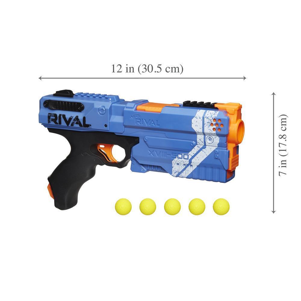 Nerf Rival Kronos XVIII-500 (bleu)