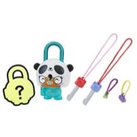 Lock Stars Assortiment de base – Panda Série 2 (Le produit peut varier)