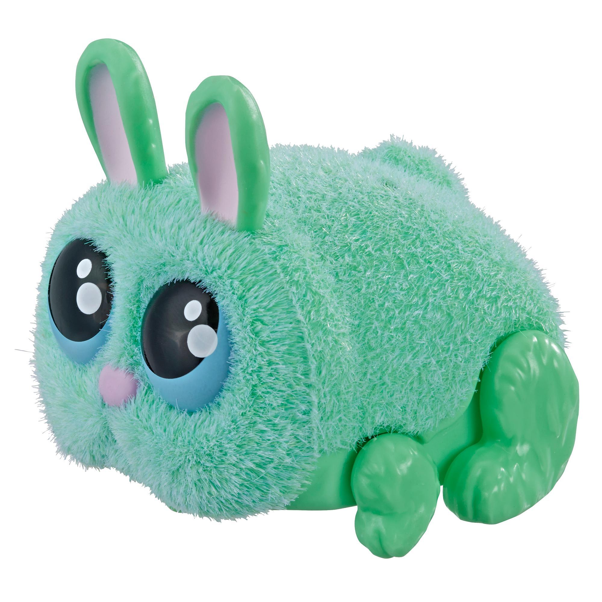 Smoosh de Yellies!, jouet de lapin de compagnie activé par la voix