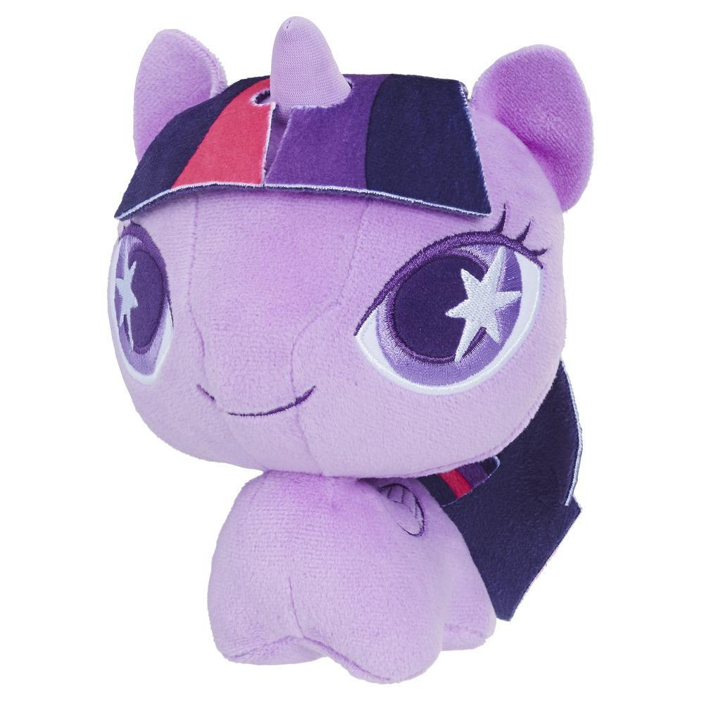My Little Pony - Peluche Twilight Sparkle à tête branlante