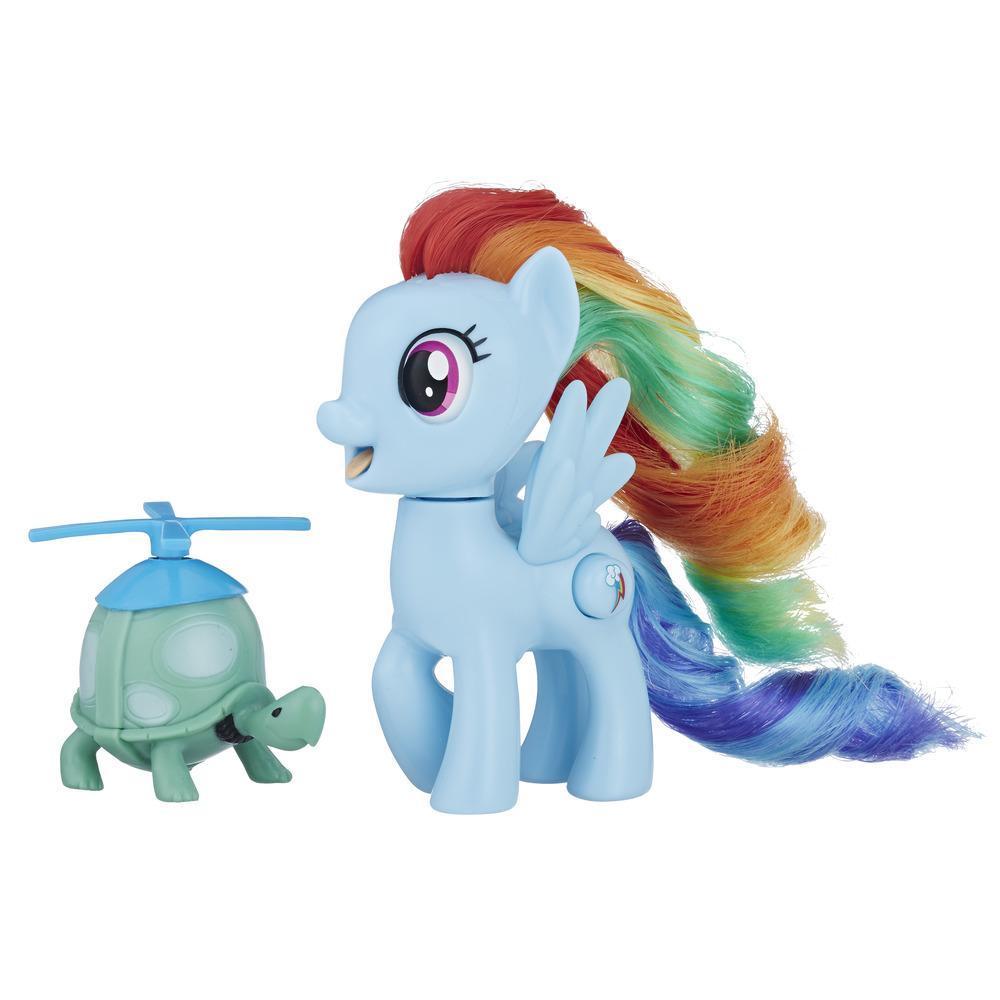 My Little Pony - Mimiques comiques de Rainbow Dash
