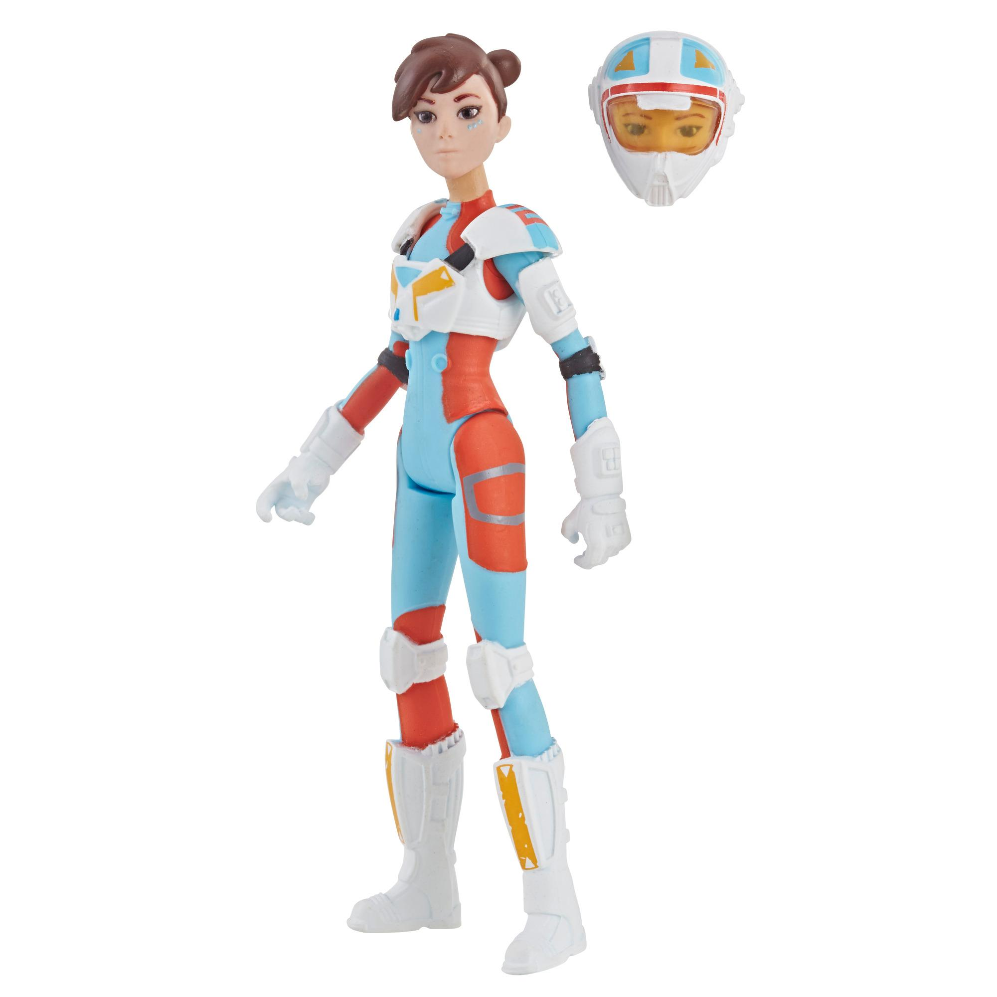 Star Wars Série animée Star Wars: Resistance - Figurine Torra Doza de 9,5 cm