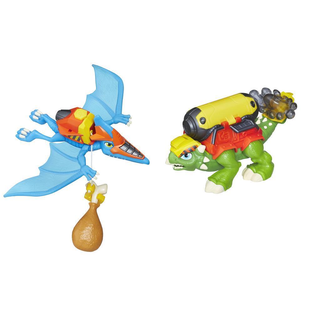 Playskool Heroes Chomp Squad Dinos constructeurs