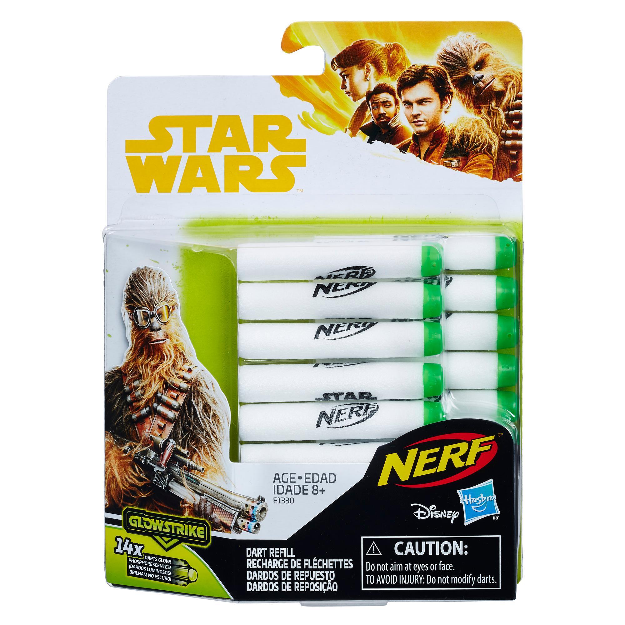 Star Wars Nerf - Recharge de fléchettes GlowStrike