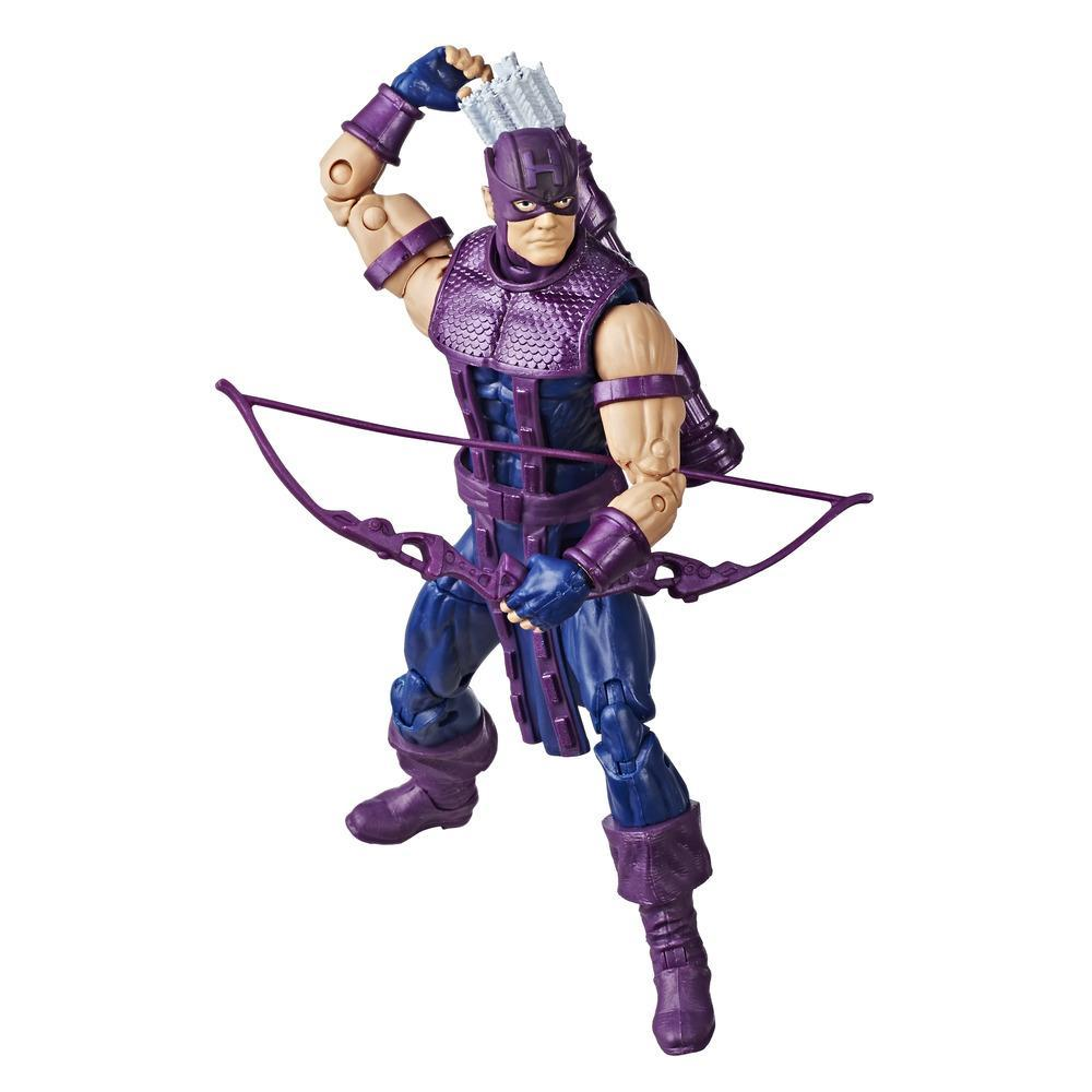 Marvel - Collection rétro - Figurine Marvel's Hawkeye de 15 cm