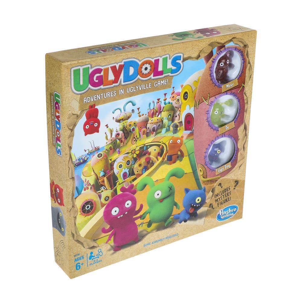 UglyDolls : Jeu Aventures à Uglyville