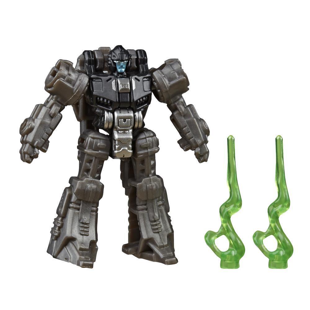 Jouet Transformers Generations War for Cybertron: Siege, figurine Battle Masters WFC-S44 Singe, d'une taille de 3,5 cm, à partir de 8 ans