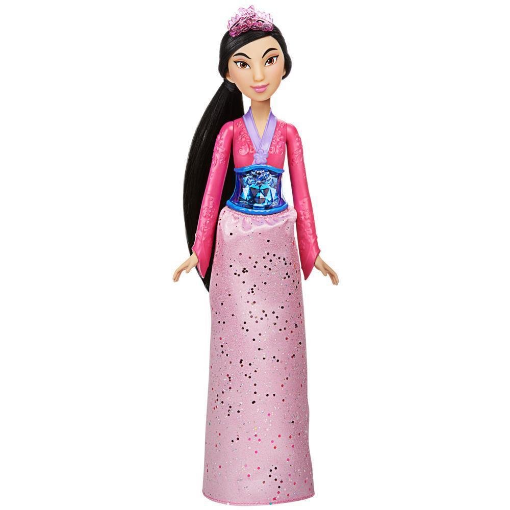 Disney Princesses Royal Shimmer - Poupée Mulan