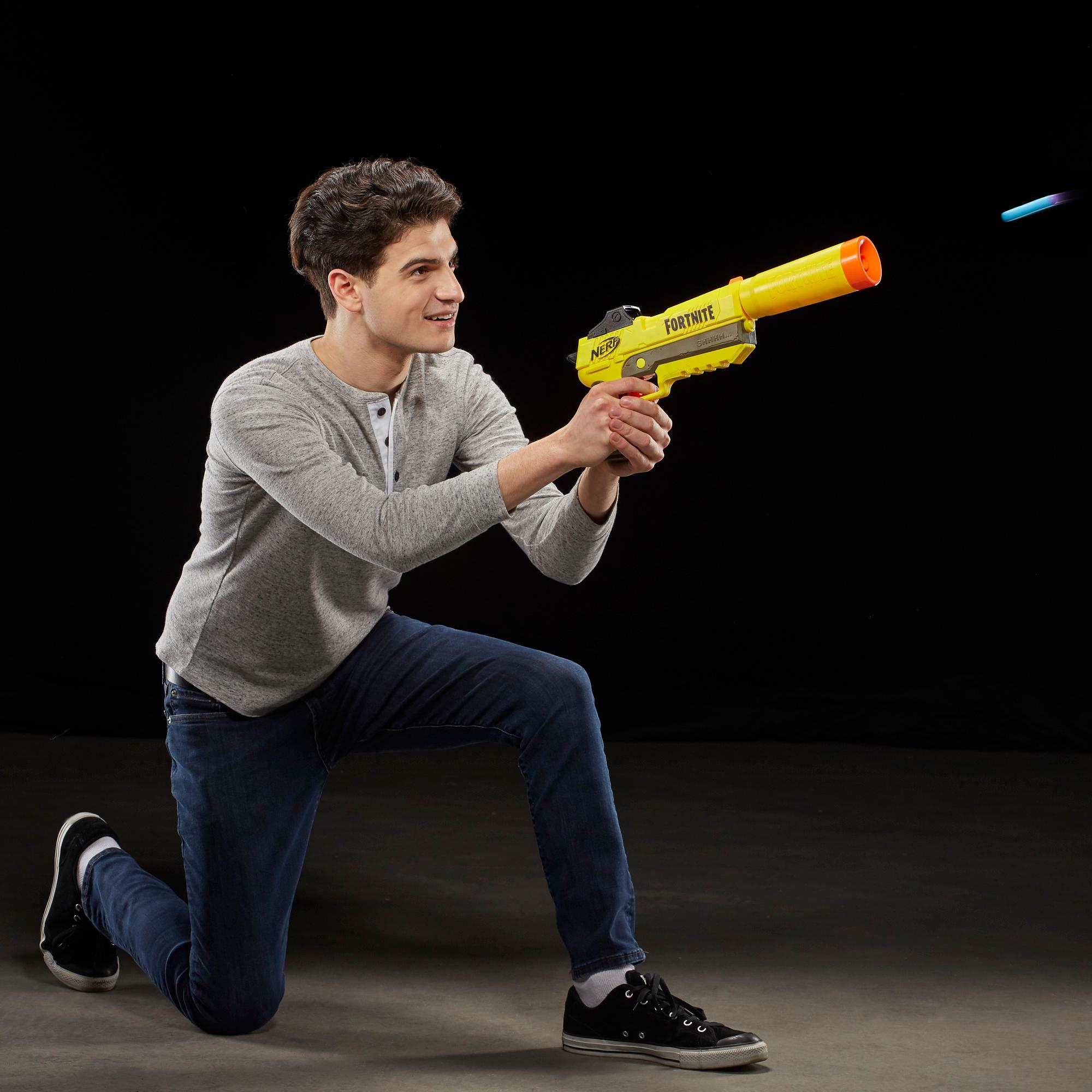 Blaster Fortnite SP-L Nerf Elite