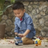 Playskool Heroes Chomp Squad - Officier Verrou