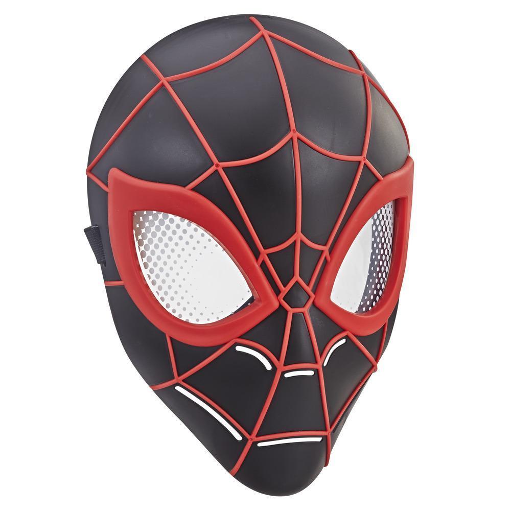 Marvel Spider-Man, Masque du héros Miles Morales