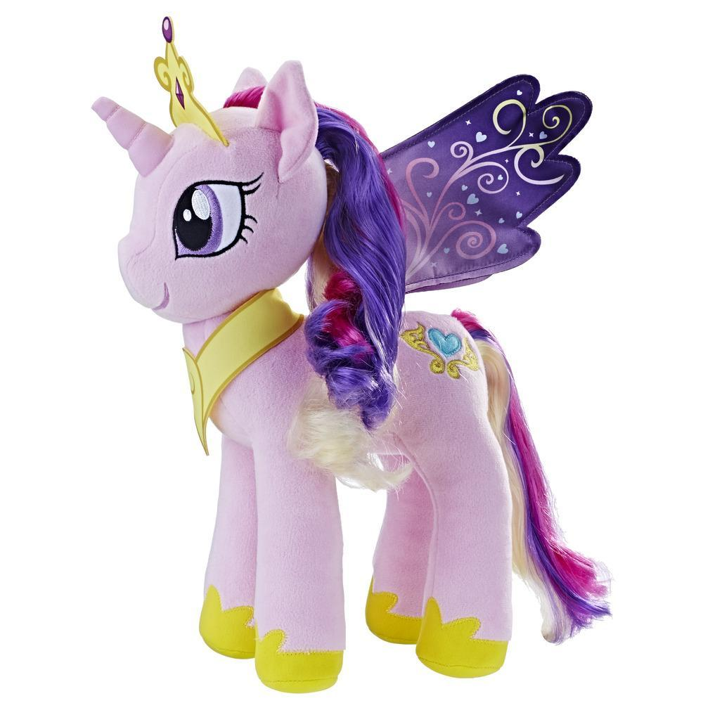 My Little Pony - Grande peluche princesse Cadance