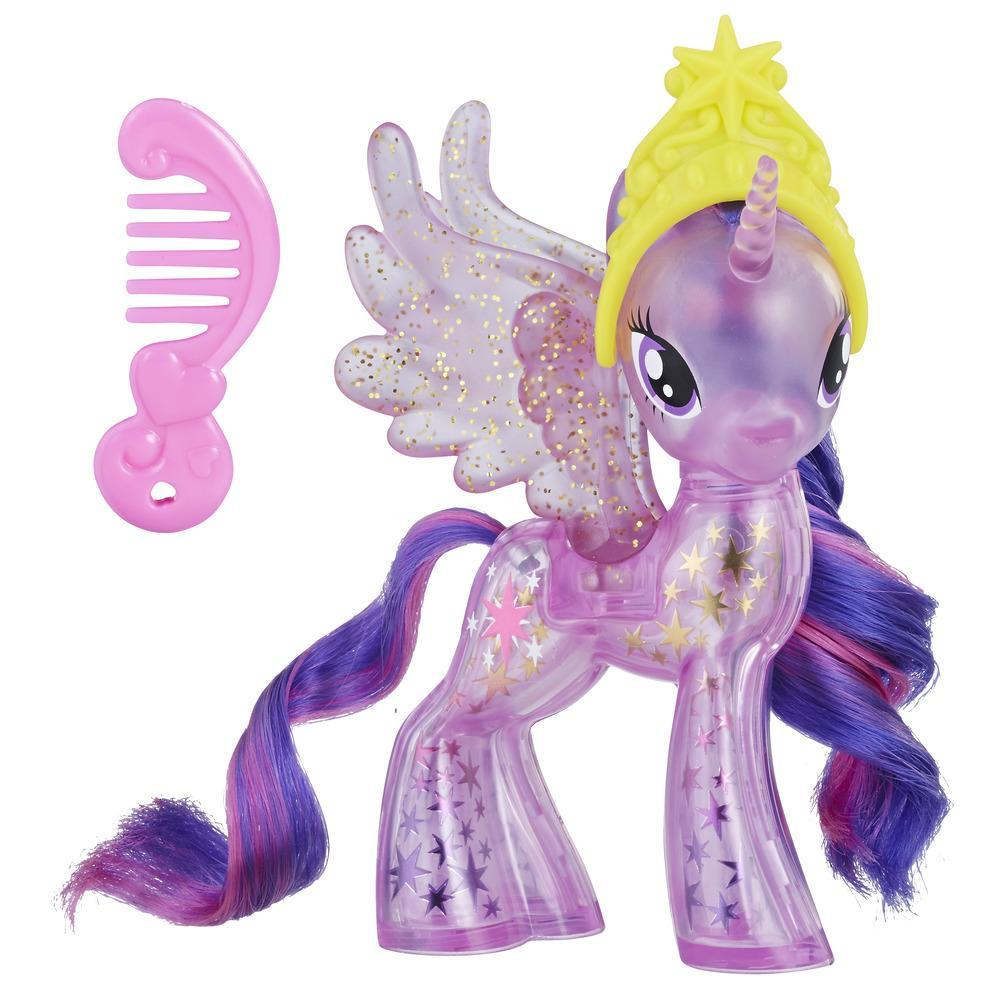 My Little Pony - Princesse Twilight Sparkle Célébrations lustrées