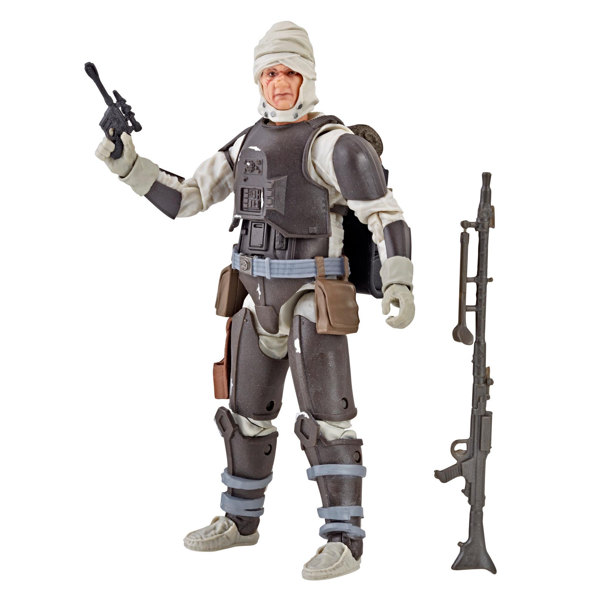 Star Wars Série noire - Figurine Dengar de 15 cm