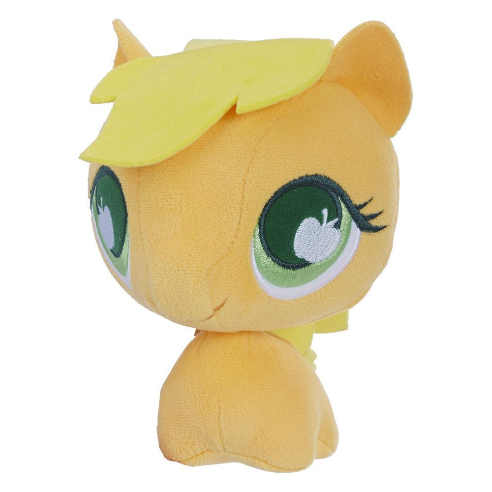 My Little Pony - Peluche Applejack à tête branlante