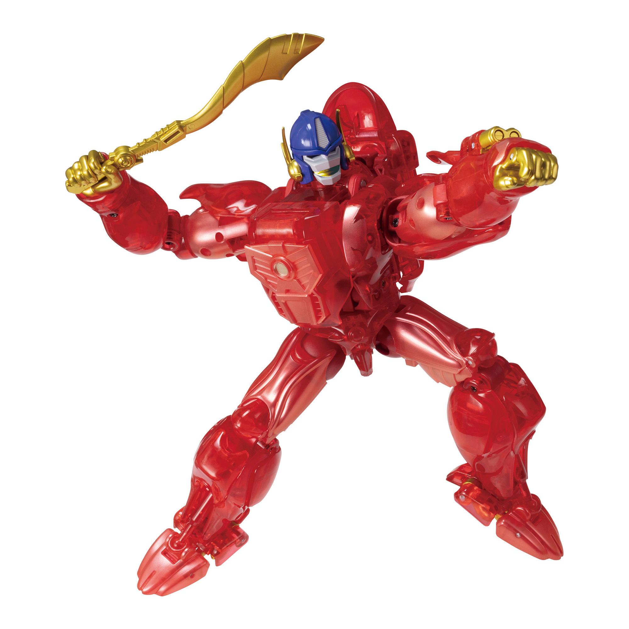 Transformers Masterpiece, figurine de collection MP-38+ Burning Convoy (produit Takara Tomy authentique, comme au Japon)