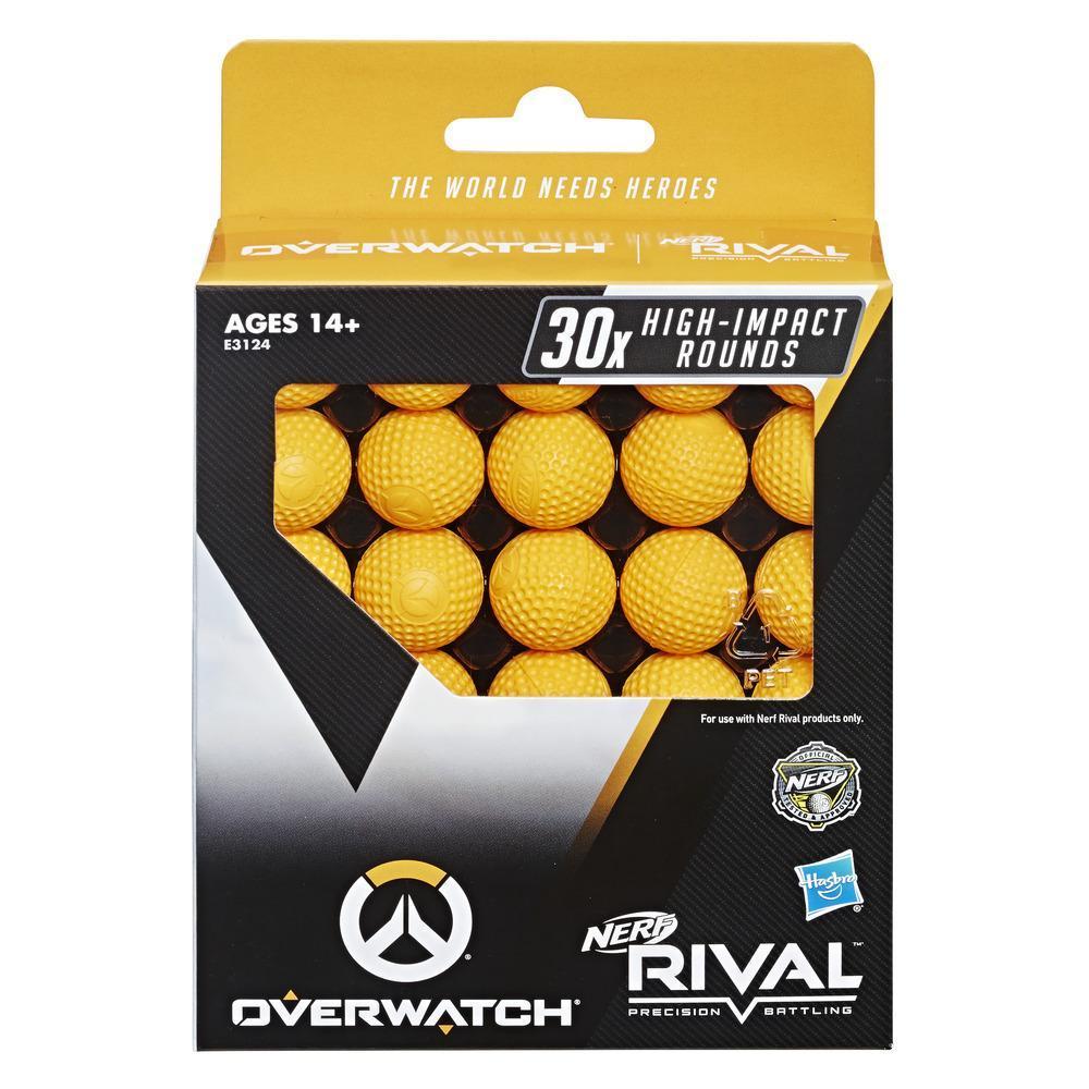 Recharge de 30 balles Overwatch Nerf Rival pour les foudroyeurs Overwatch Nerf Rival