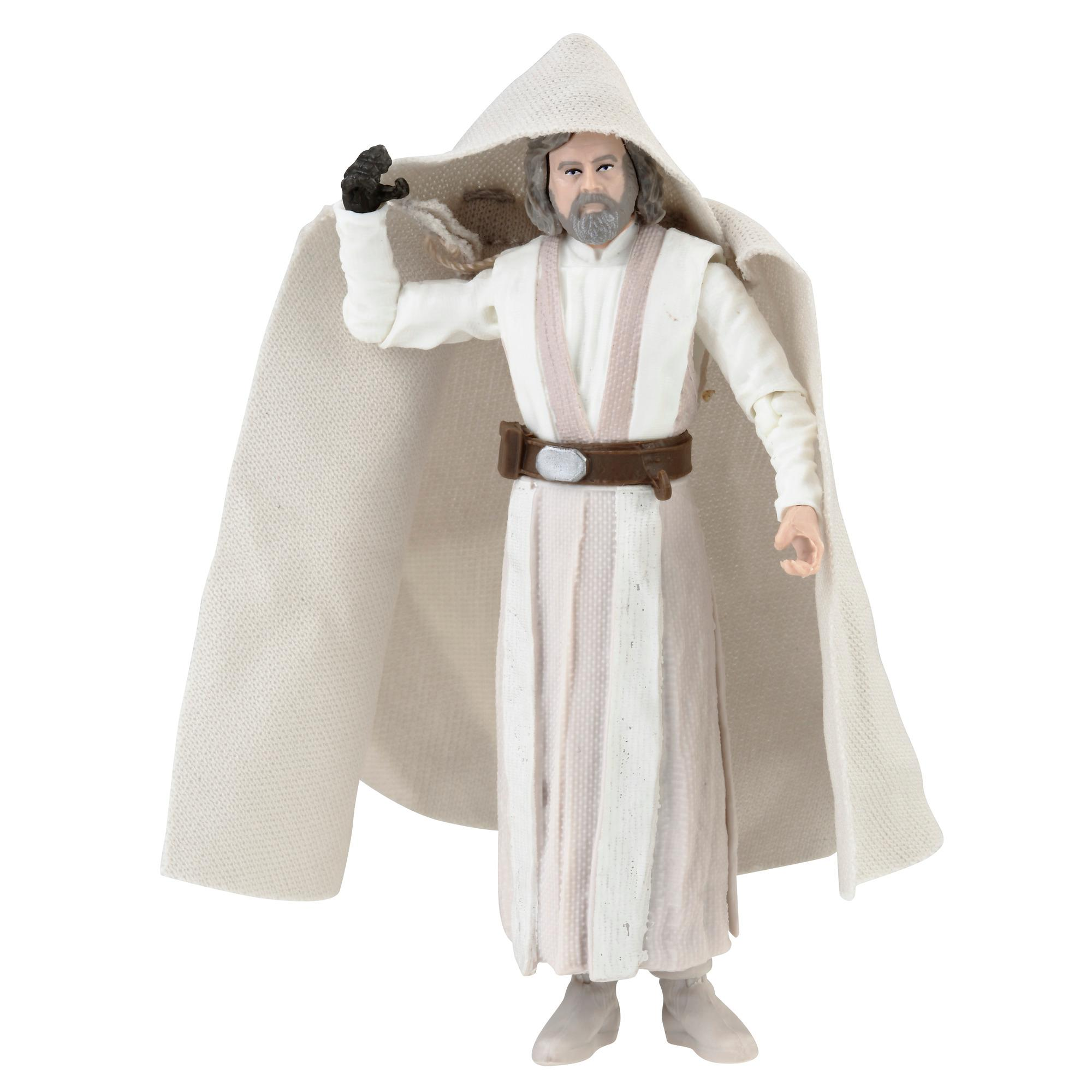 Star Wars - Collection Vintage - Figurine Luke Skywalker (Maître Jedi) de 9,5 cm