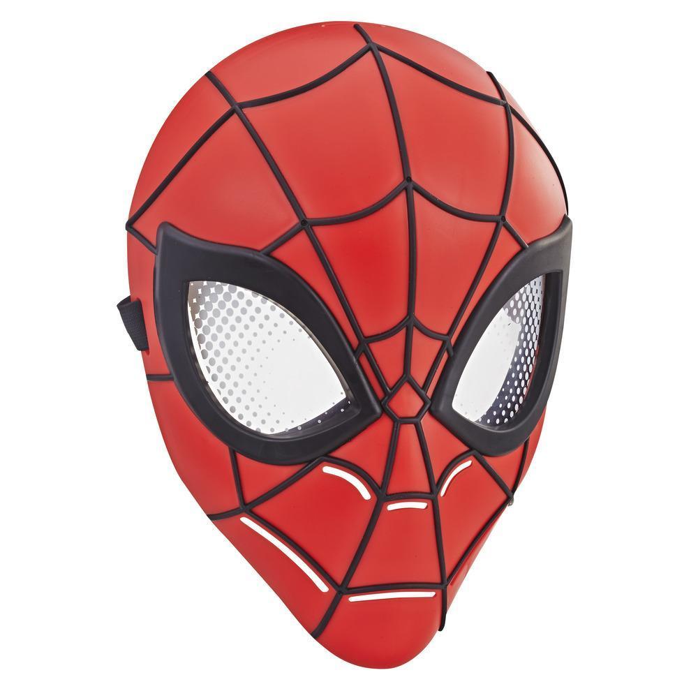 Marvel Spider-Man, Masque de héros