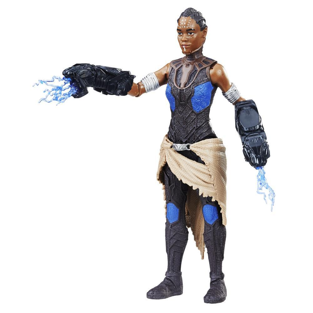 Marvel Black Panther - Figurine Shuri de 15 cm