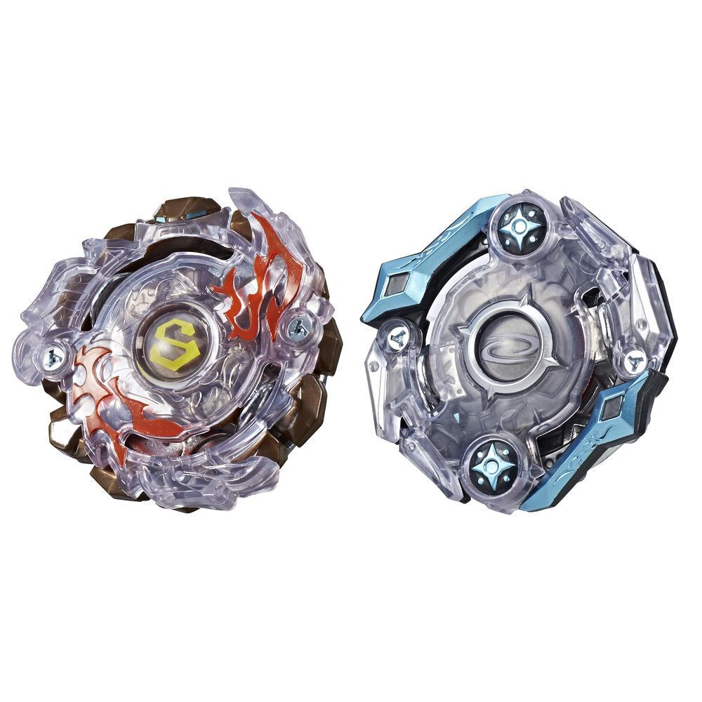 Beyblade Burst Evolution - Duo Surtr S2 et Odax O2