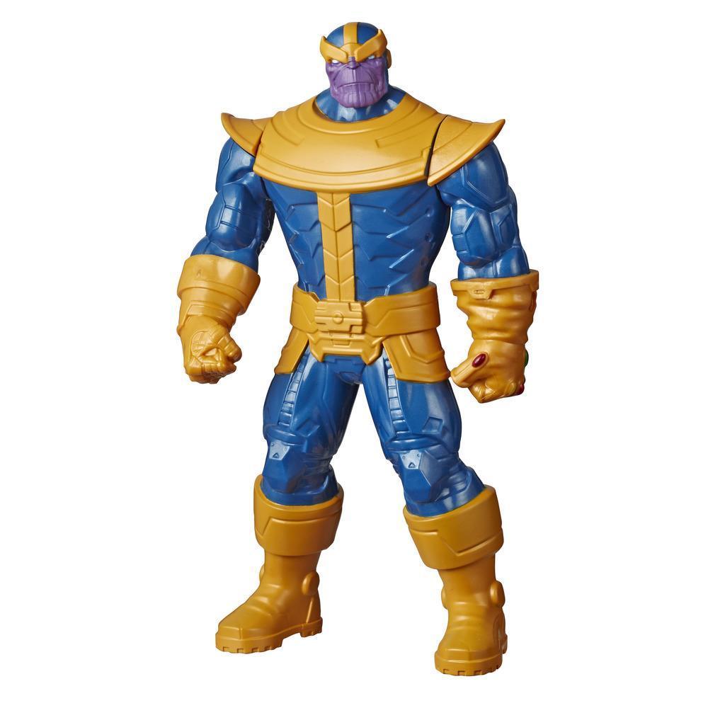 Jouet Marvel Thanos de collection Figurine articulée de super-héros, jouet pour enfant à partir de 4 ans