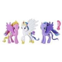 My Little Pony -  Poneys royaux d'Equestria