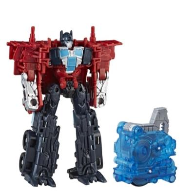 Transformers: Bumblebee Energon Igniters série Puissance Plus - Figurine Optimus Prime