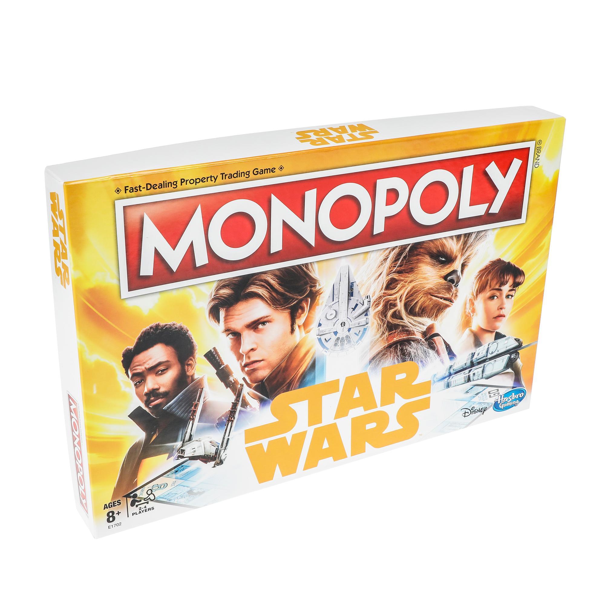 Jeu Monopoly : Édition Star Wars