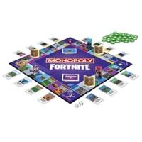 Monopoly : édition Fortnite, jeu de plateau inspiré du jeu vidéo Fortnite