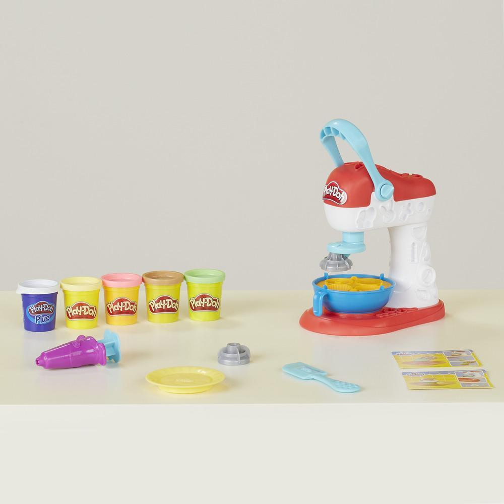 Play-Doh Kitchen Creations - Mélangeur Tourbillons sucrés