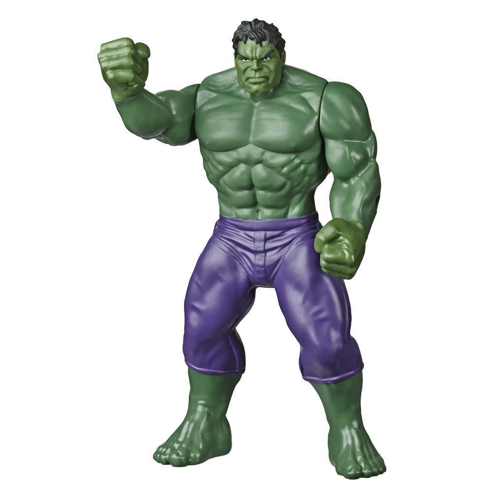 Jouet Marvel Hulk de collection Figurine articulée de super-héros, jouet pour enfant à partir de 4 ans