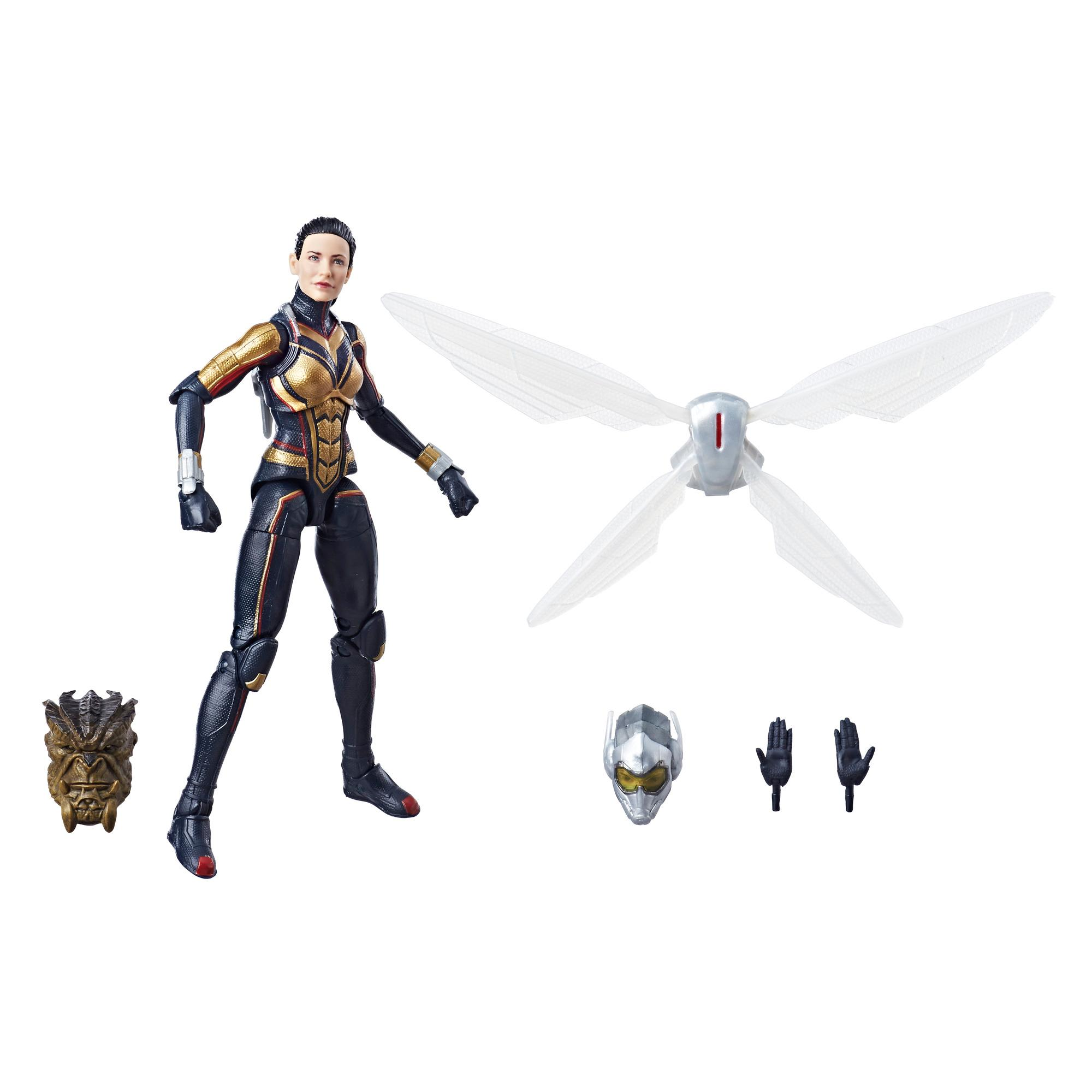 Avengers Marvel Legends Series - Marvel's Wasp de 15 cm