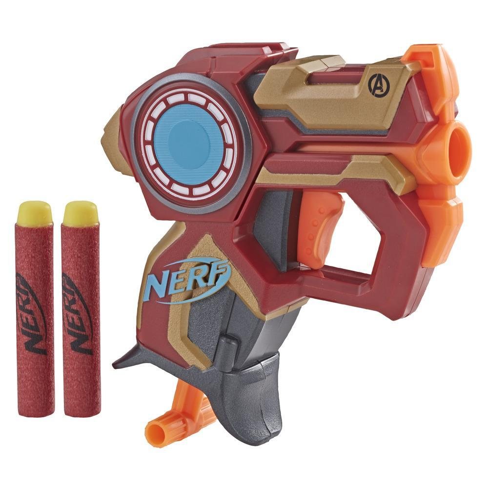 Nerf MicroShots Marvel - Iron Man