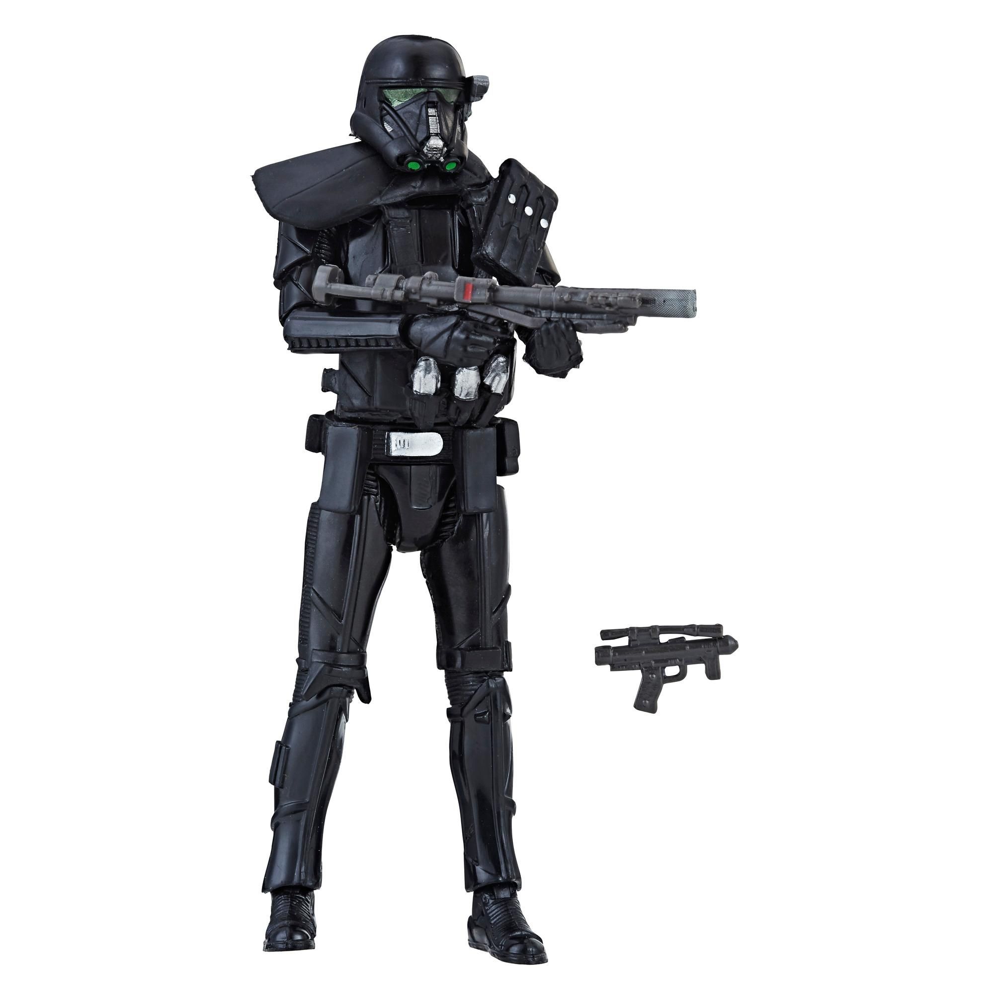 Star Wars - Collection Vintage - Figurine de Death Trooper impérial de 9,5 cm