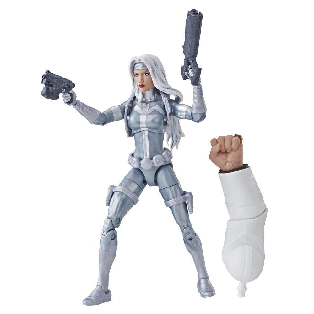 Spider-Man - Série Legends - Marvel's Silver Sable