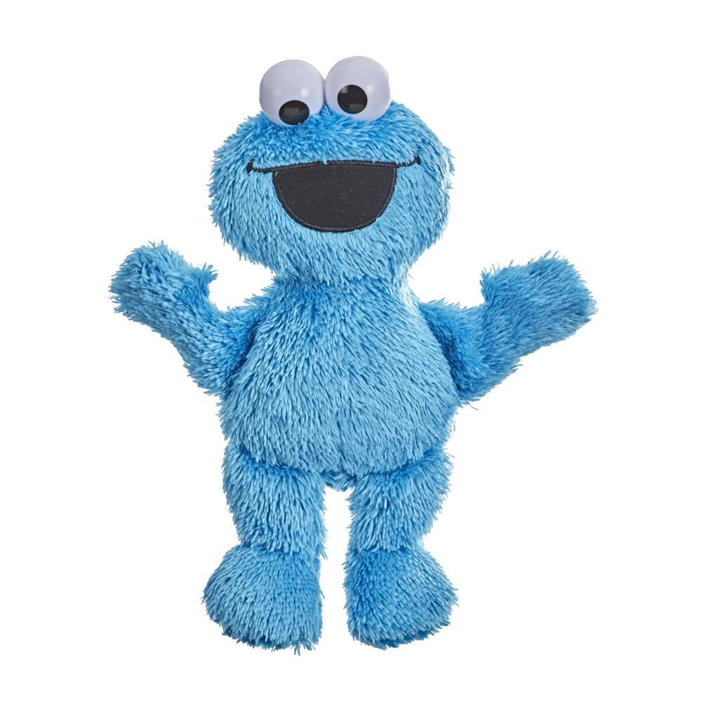 Sesame Street Little Laughs - Tickle Me Cookie Monster