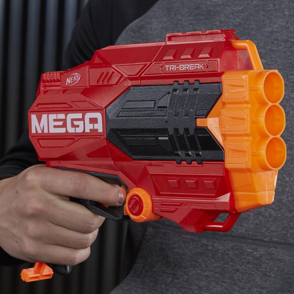 Nerf N-Strike Mega - Tri-Break
