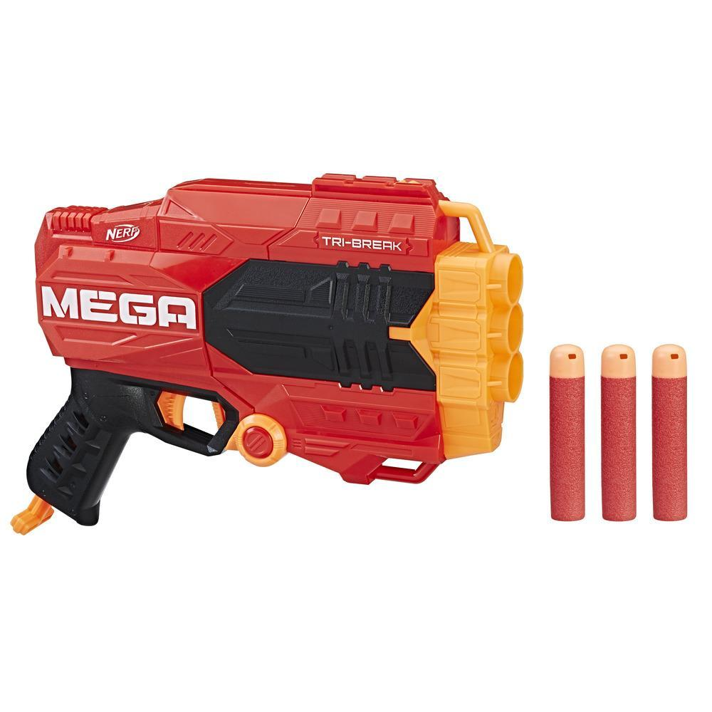 Nerf N-Strike Mega - Tri-Break