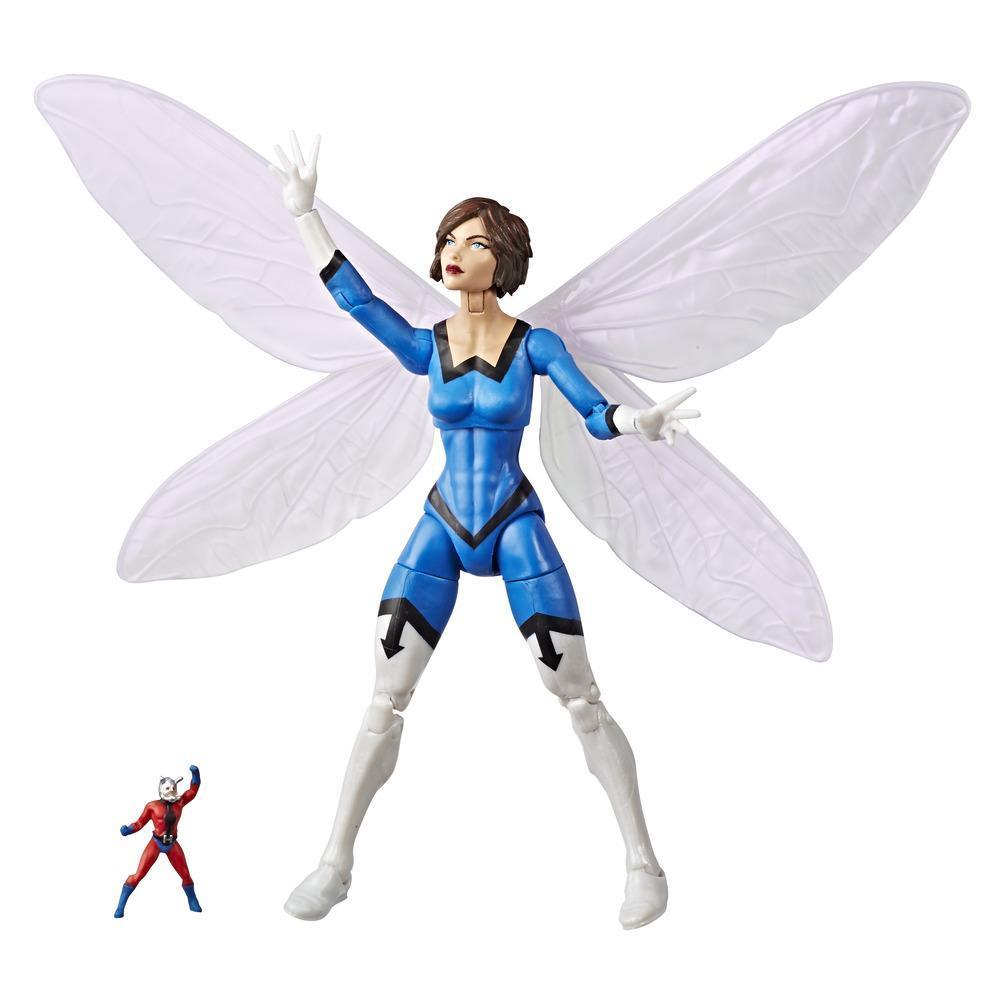 Marvel - Collection rétro - Figurine Marvel's Wasp de 15 cm