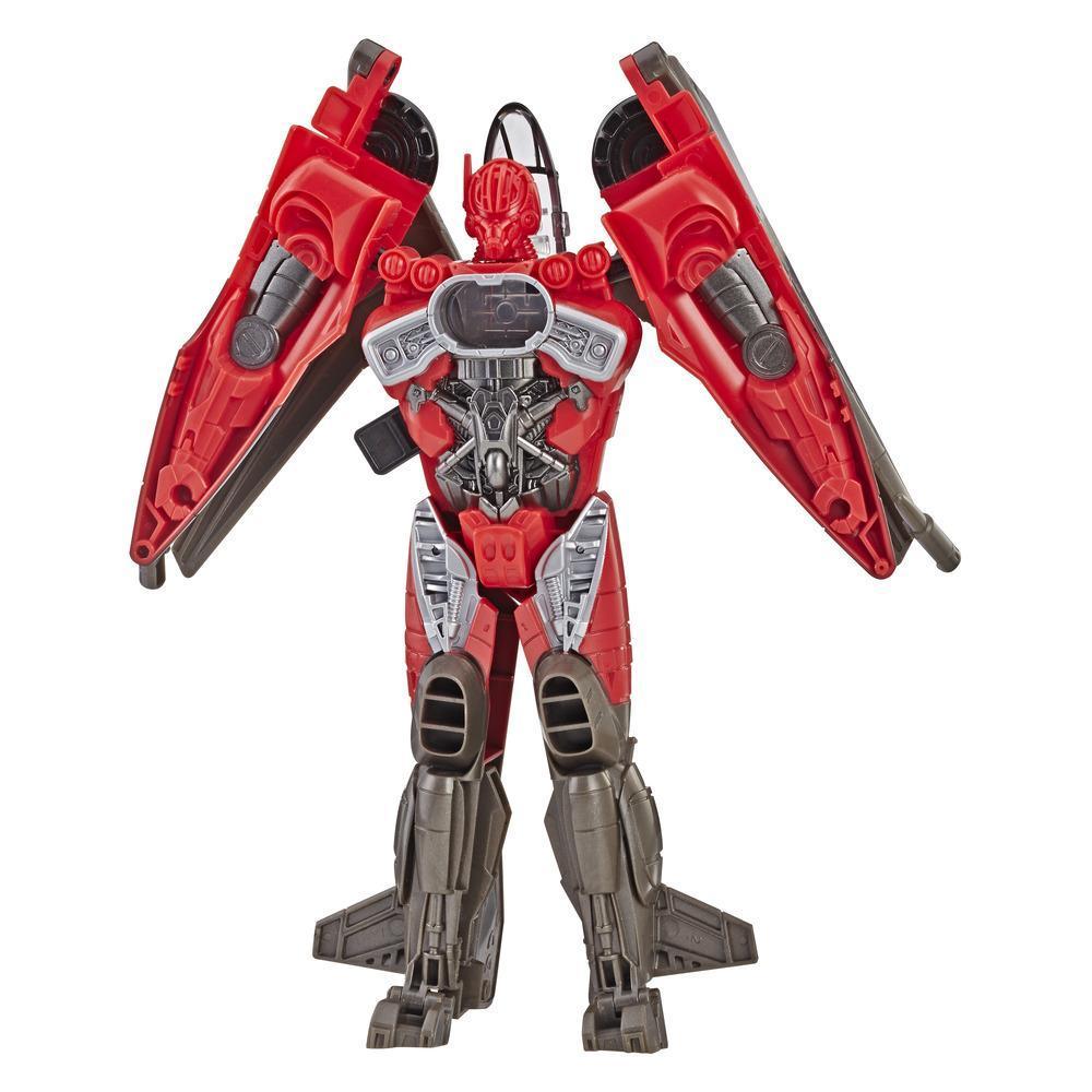 Transformers: Bumblebee - Figurine Shatter Mission en vue, jouet tiré du film)
