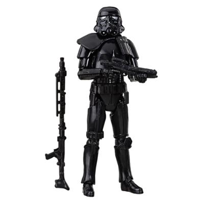 Star Wars The Vintage Collection, figurine articulée de Shadow Trooper de 9,5 cm, jouets pour enfants, à partir de 4 ans