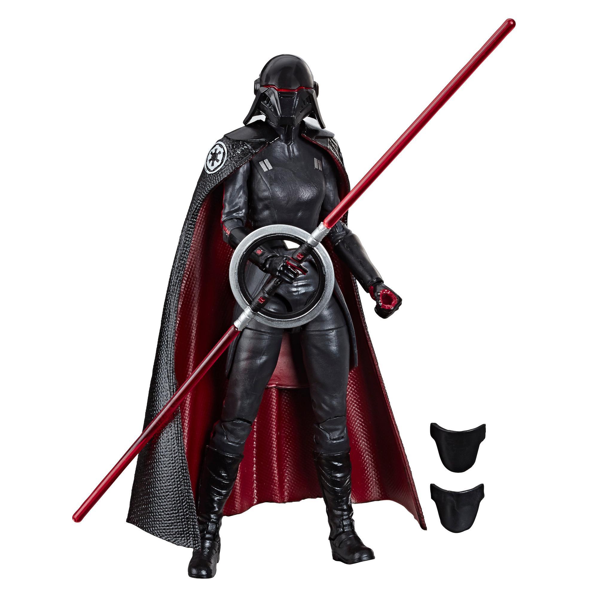 Star Wars The Black Series, figurine de la Deuxième Sœur Inquisitrice de 15 cm de Star Wars Jedi : Fallen Order