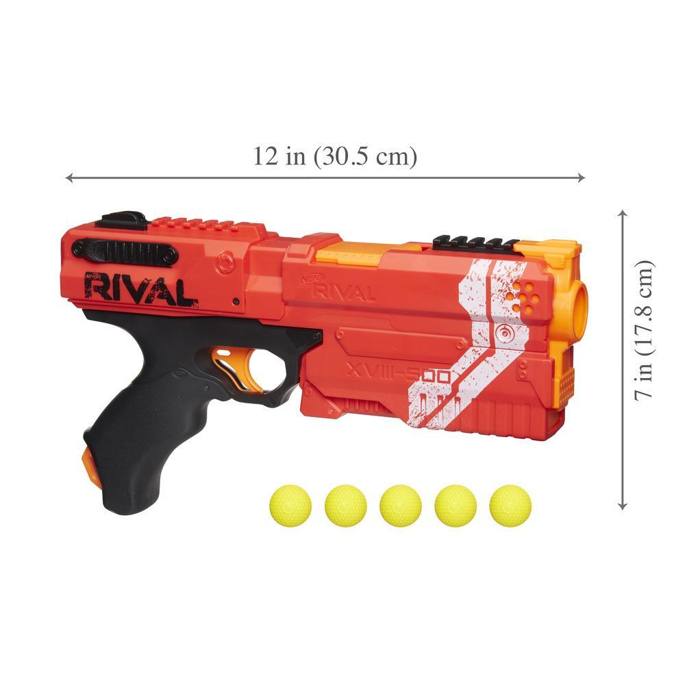 Nerf Rival Kronos XVIII-500 (rouge)