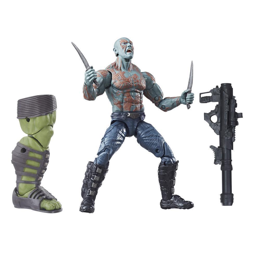 Marvel Best of Legends Series - Figurine Drax de 15 cm