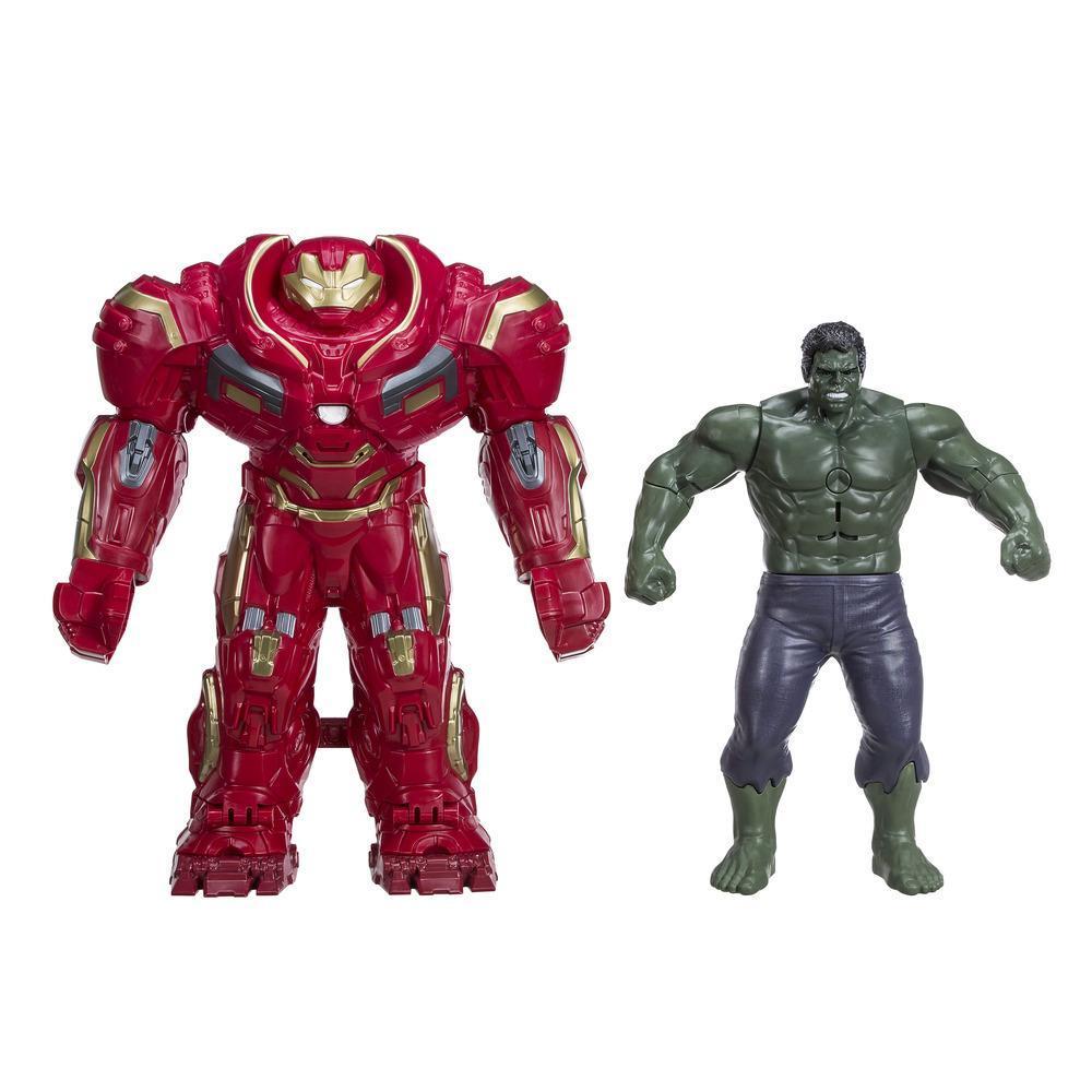 Marvel Avengers: La guerre de l'Infini - Hulkbuster en éclats